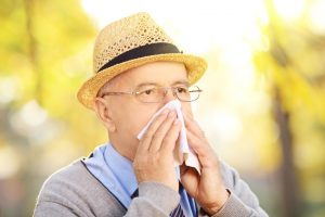 Are Your Seasonal Allergy Symptoms Caused by Something More Serious?